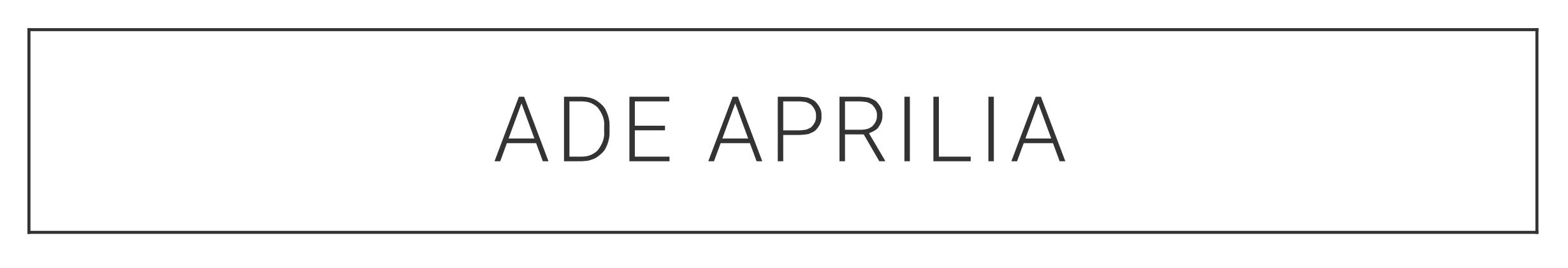 Logo Ade Aprilia