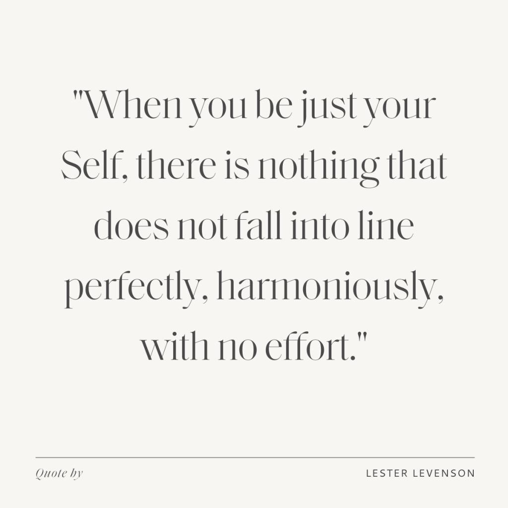Lester Levenson quotes